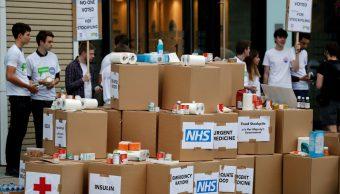 Londres publica recomendaciones si no hay acuerdo de Brexit