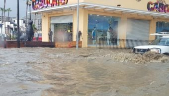 Tormentas intensas por huracán 'John' persistirán en el país: SMN