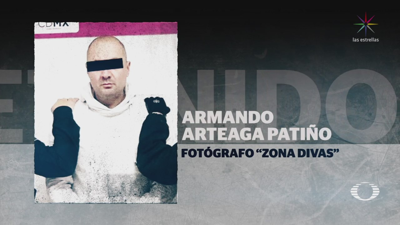 Capturan Fotógrafo Portal Zona Divas Trata