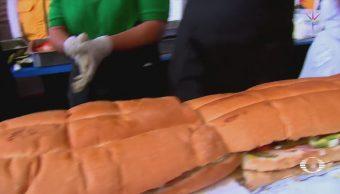 Arranca Feria Torta Delegación Venustiano Carranza CDMX
