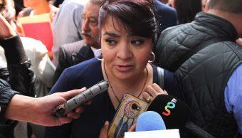 Nestora Salgado: asegura hubo campaña de desprestigo
