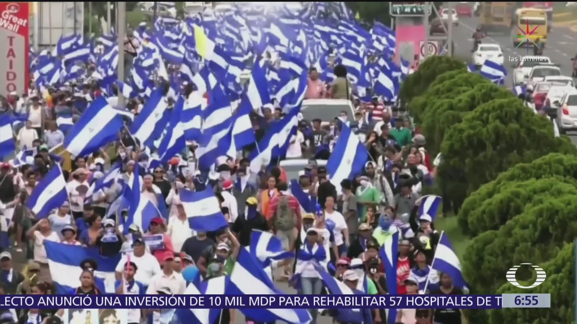 Nicaragua: Civiles huyen de la violencia y van a Costa Rica