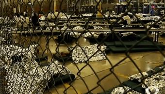 Niña migrante, separada 6 meses de su madre, relata su historia