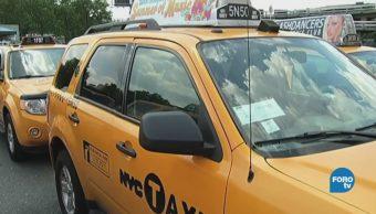 Nueva York Defiende Taxis Amarillos Regular Apps