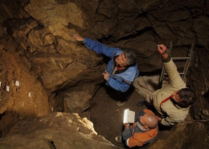 Hallan restos de hijo de dos especies humanas distintas