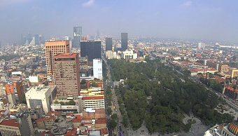 Ciudad de México tendrá tormentas y una temperatura máxima de 25 grados