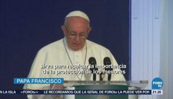 Papa Condena Abusos Sexuales Niños Irlanda