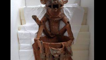 Cultura Maya regresa a Chiapas con piezas arqueológicas