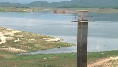 Presas de Sinaloa se encuentran en niveles bajos