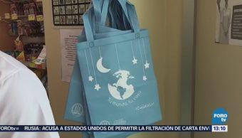 Prohíben uso y distribución de bolsas de