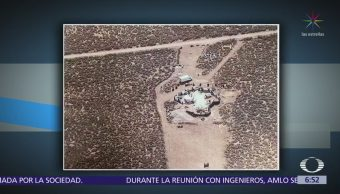 Rescatan a once niños maltratados en Nuevo Mexico