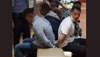 mexicanos detenidos robo joyeria texas originarios cdmx y puebla