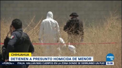Detienen Presunto Homicida Rafita Rosalío Soledad Morales Ciudad Juárez, Chihuahua, David Rafael Santillán Vargas Rafita