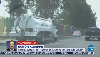 Sacmex: Suspensión de agua en Iztapalapa y Coyoacán podría durar dos días