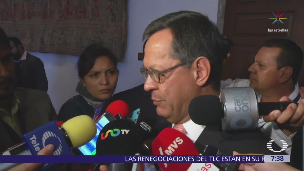 Salario ajustado corresponderá al gobierno AMLO, dice Campa Cifrián