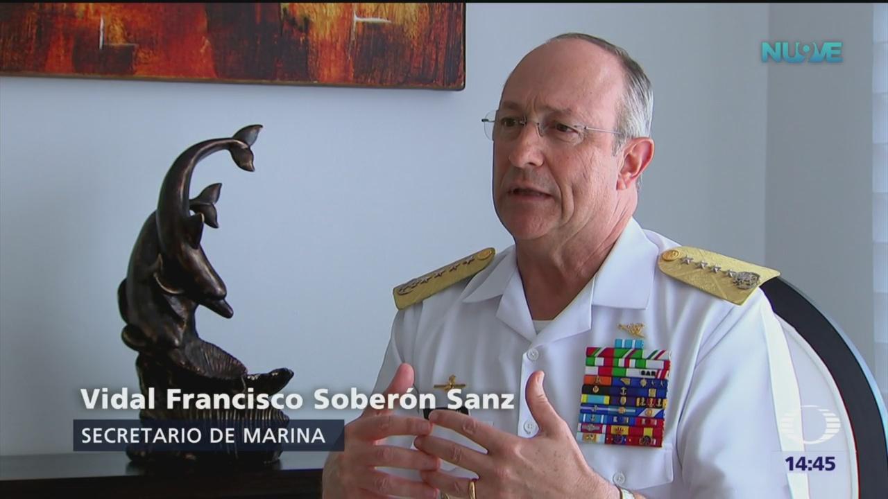 Secretario Marina Destaca Trabajo Equipo
