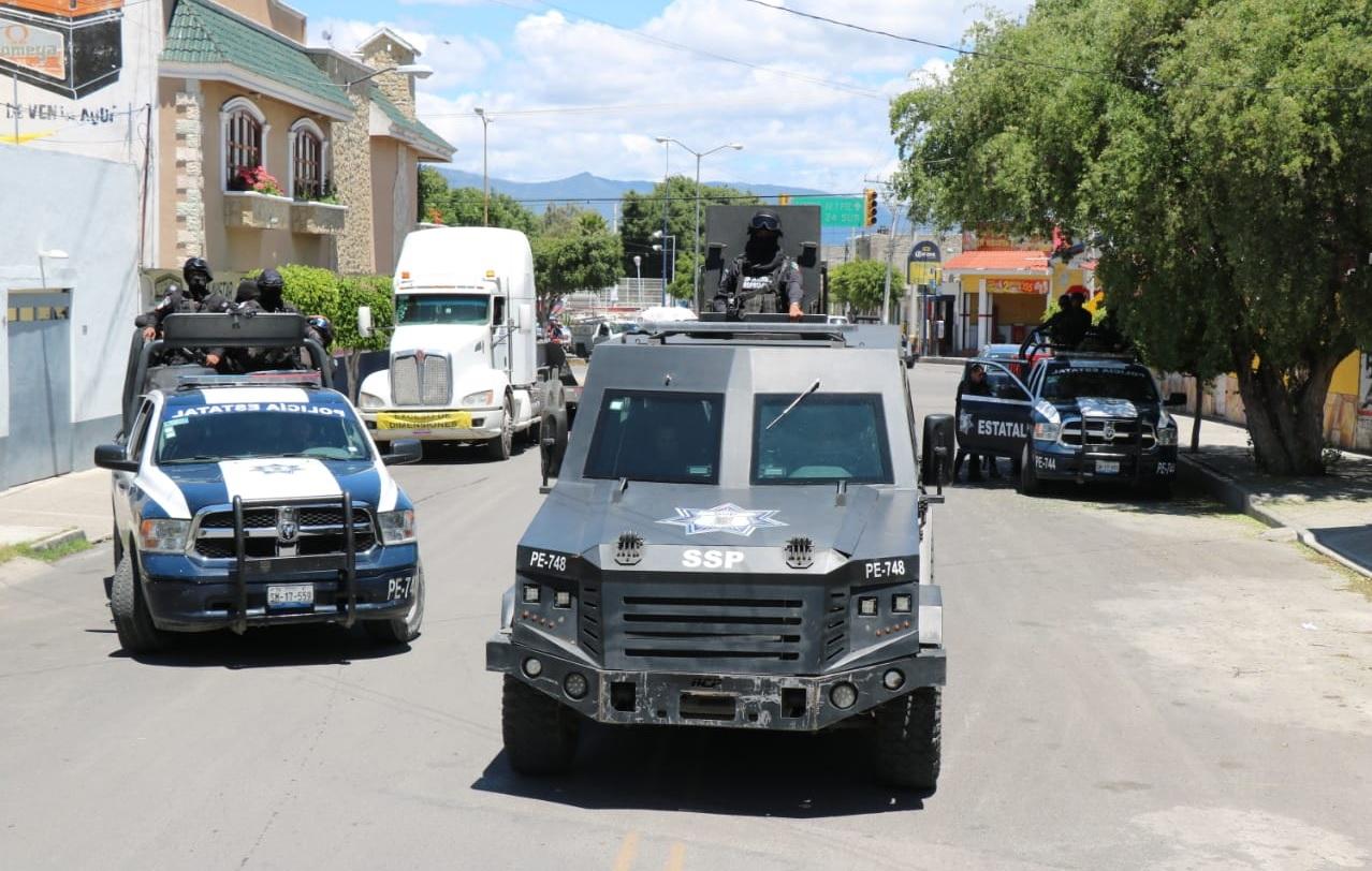 Falsos policías Puebla; buscan a mandos policacos Tehuacán