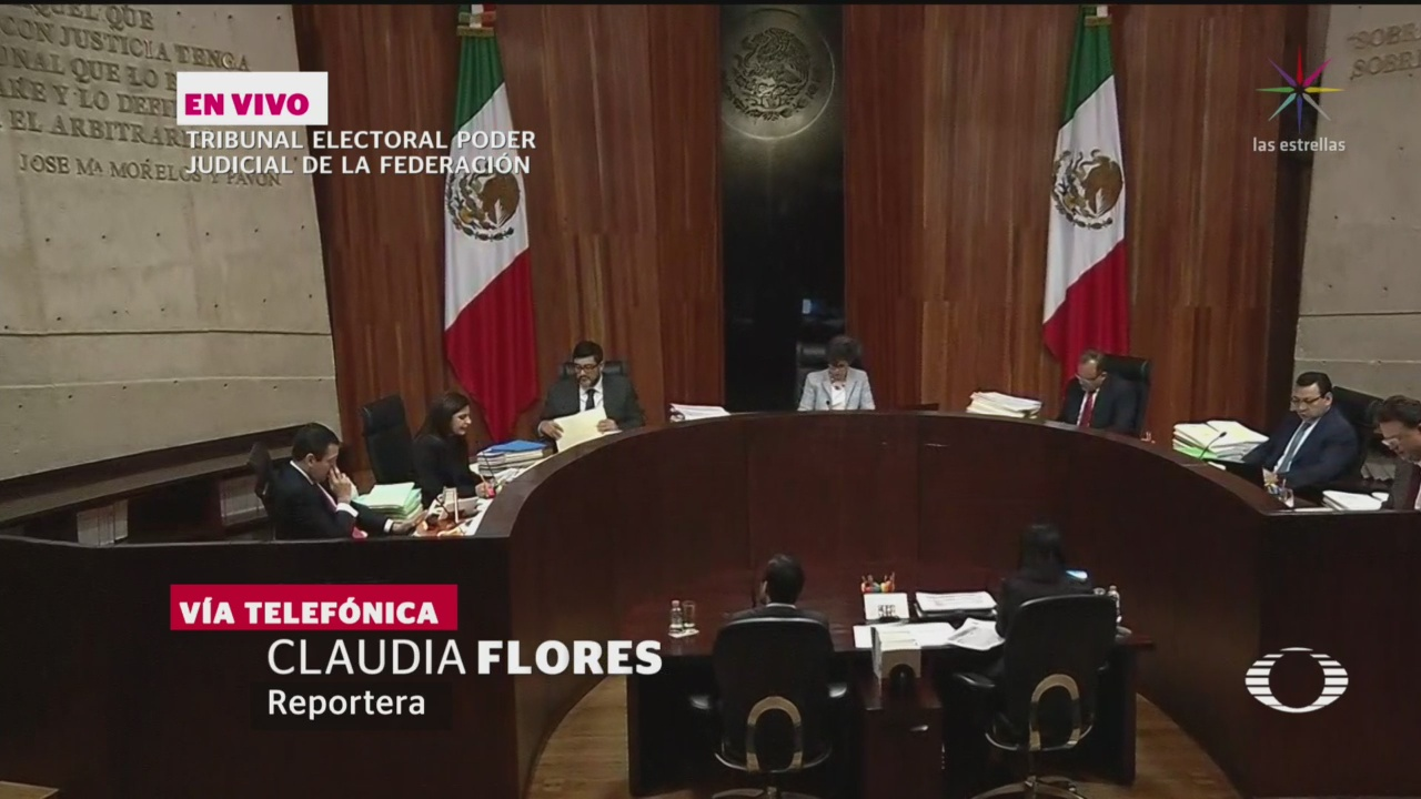 Tribunal Federal Electoral Discute Revocación Multa A Morena