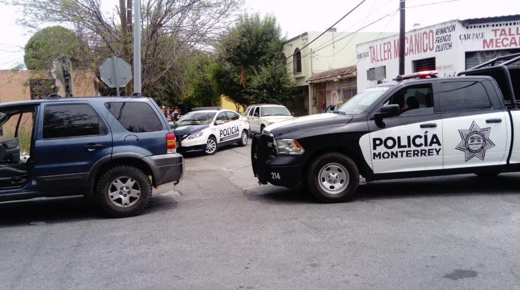 Hallan restos humanos en la autopista Monterrey-Reynosa