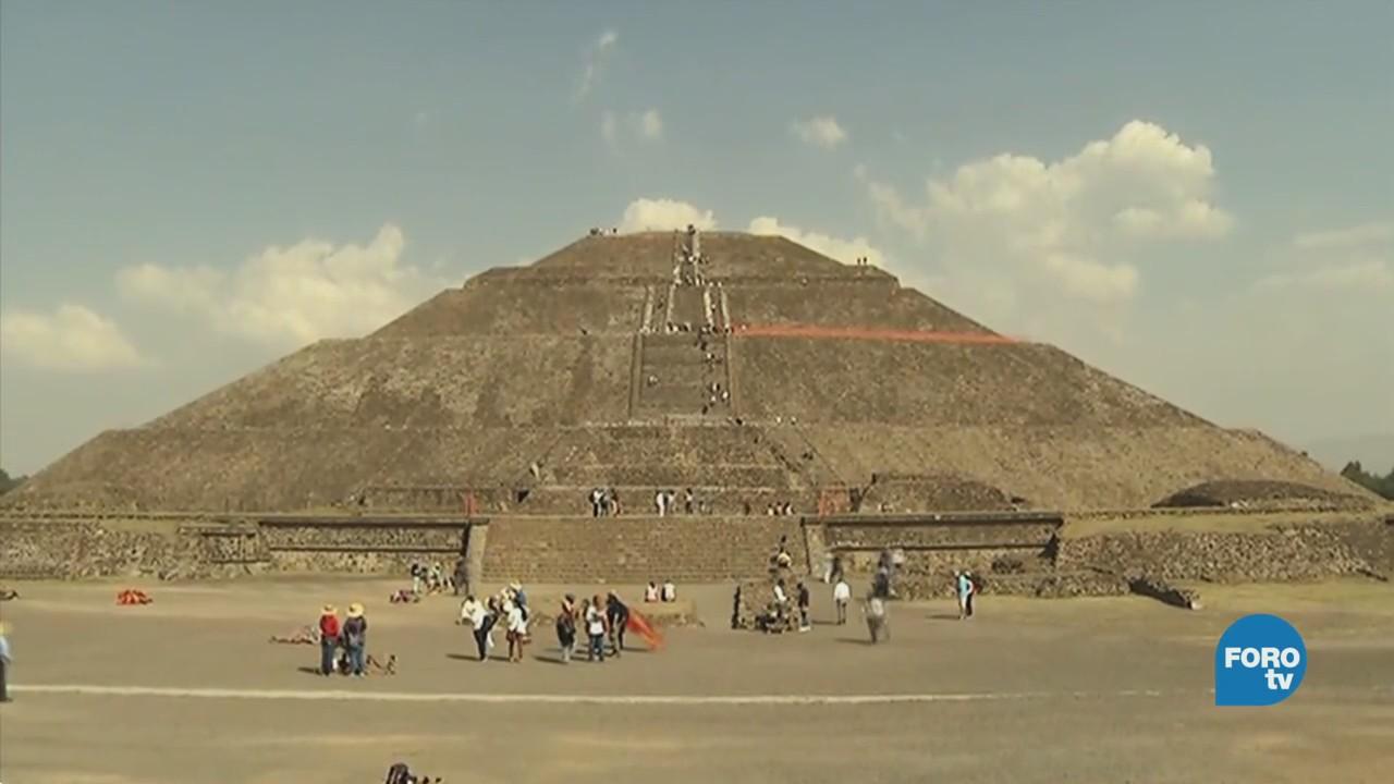 Visita virtual por Teotihuacán