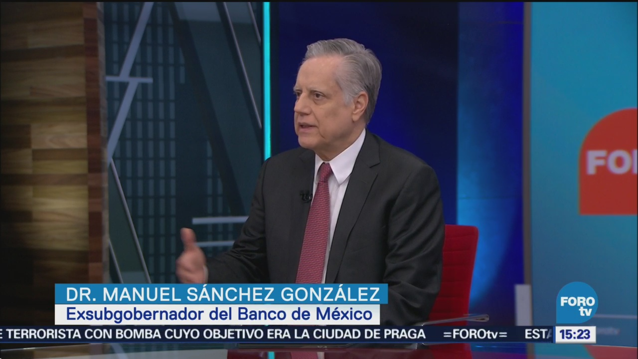 A 10 Años Peor Crisis Financiera Mundial, Manuel Sánchez González, Exsubgobernador Del Banco De México Colapsó Del Banco De Inversiones Estadounidense Lehman Brothers