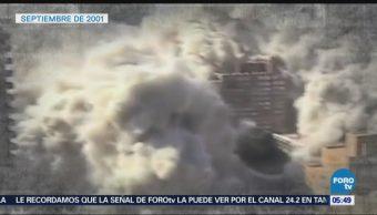 A 17 años de los atentados contra las Torres Gemelas de Nueva York