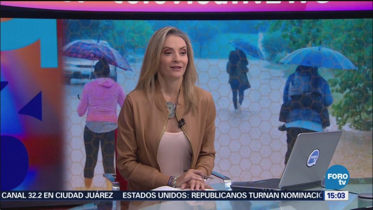 A Las Tres Ana Paula Ordorica Programa Septiembre