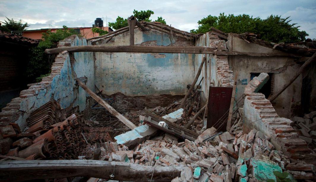 Sismos en Oaxaca; 15 mil 22 sismos en 2018