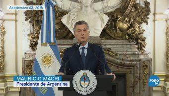Argentina, sumida en una nueva crisis económica
