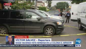 Asesinan a hombre con arma de fuego en colonia El Mirador