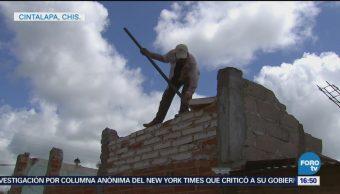 Avanza Reconstrucción Chiapas