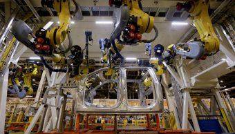 Avanzan producción industrial e inventarios de EU