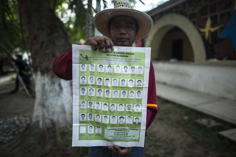 ayotzinapa, 2 de octubre, tlatelolco, derechos humanos
