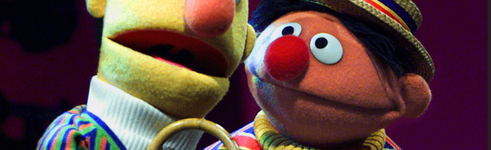 Beto y Enrique, de Plaza Sésamo, son pareja gay