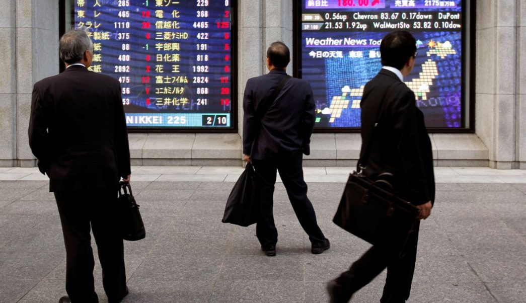 Bolsa de Tokio y mercados de China cierran a la baja (2)