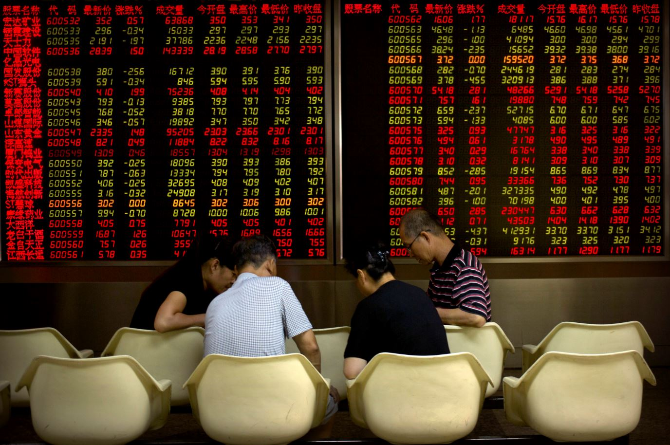 Bolsas de Tokio y China suben, esperan conversaciones con EU
