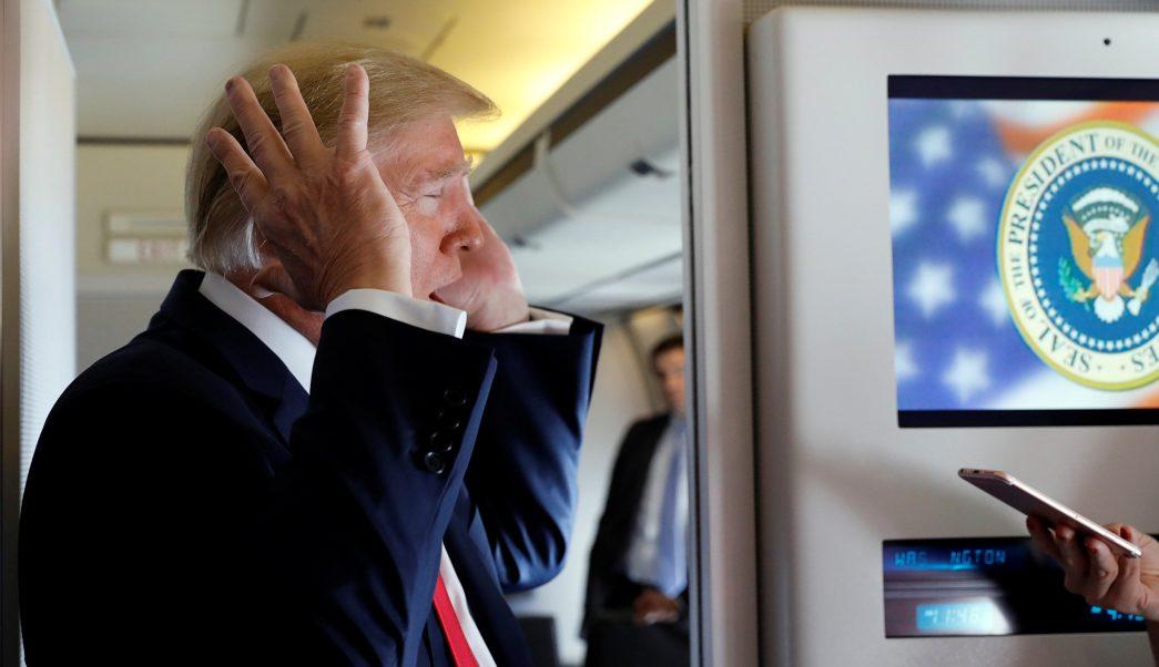 Canadá está avanzando en negociaciones de TLCAN: Trump