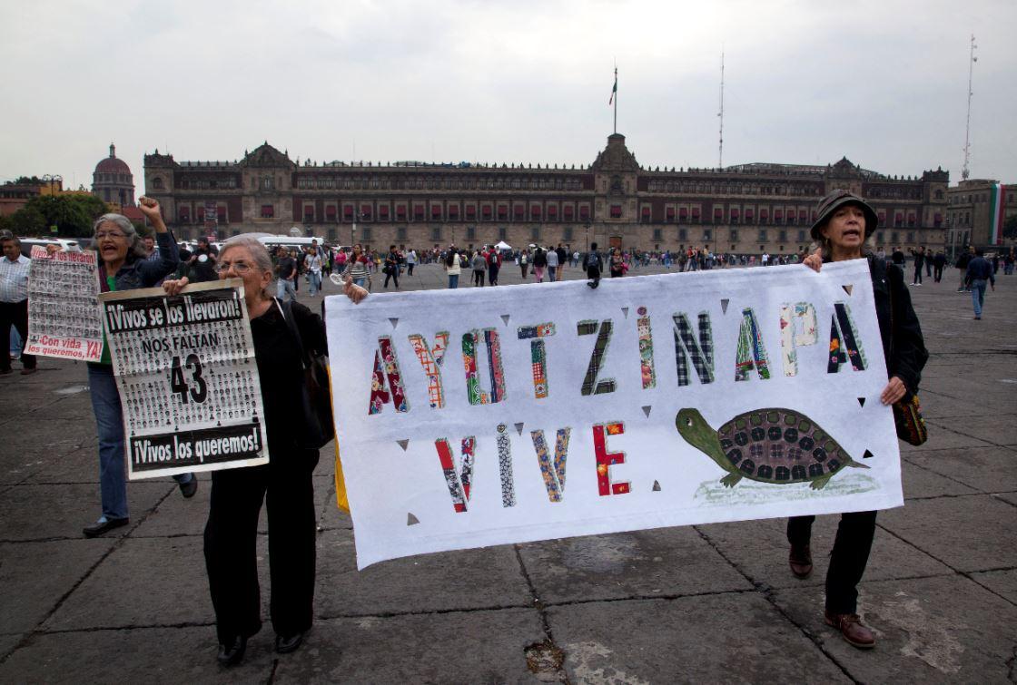Caso Ayotzinapa, expediente con demasiadas intervenciones
