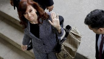 Ruta Del Dinero K, Cristina Fernández niega lavado de dinero