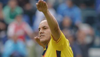 Polevnsky pide a Cuauhtémoc Blanco no operar política como futbol