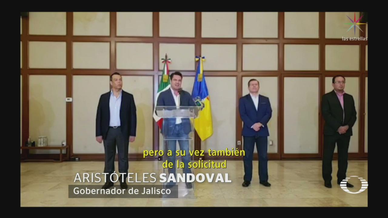 Destituyen Fiscal General Jalisco Raúl Sánchez Jiménez