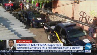 Disparos de arma de fuego en Cuautepec, en Gustavo A. Madero