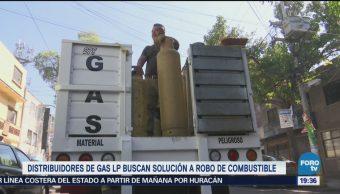 Distribuidores buscan soluciones al robo de Gas LP