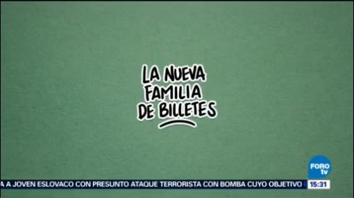 El Abc Nueva Familia De Billetes, Billetes, Banco De México, G, Seis Denominaciones