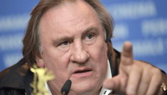 Gérard Depardieu, visto en hotel de Corea del Norte