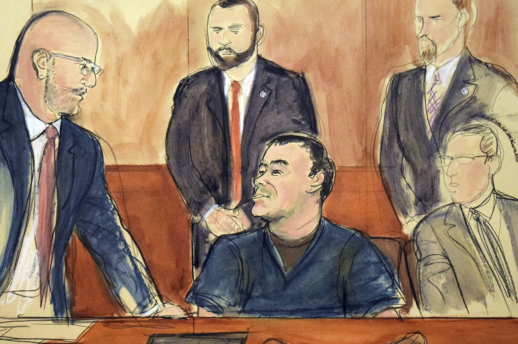 Consuegro de 'El Chapo' se declara culpable de narcotráfico
