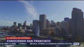 El Mundo en Express San Francisco California