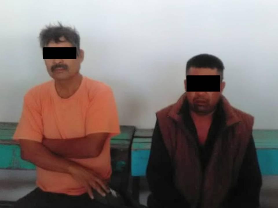 Evitan linchamiento en Puebla, 2 acusados de secuestro
