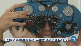 Visión, Dentro Del Laboratorio De Innovación De Ilab, Dispositivo De Bajo Costo, Exámenes De La Vista