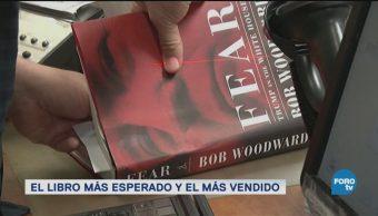 Libro Fear Bob Woodward Éxito Ventas